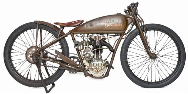 Harley-Davidson – Peashooter - 21.35ci (350 cc)  - Page 2 1929_p11