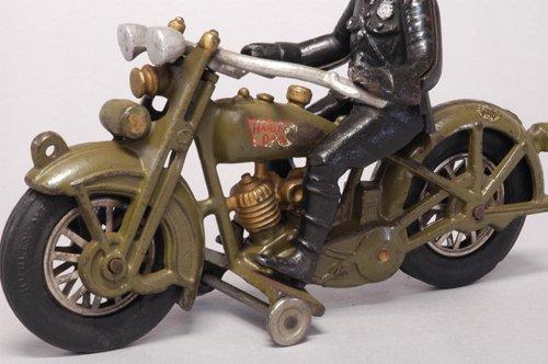 Jouets, jeux anciens et miniatures sur le monde Biker 61984111