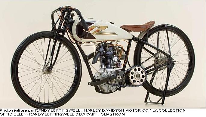 Harley-Davidson – Peashooter - 21.35ci (350 cc)  Books_10