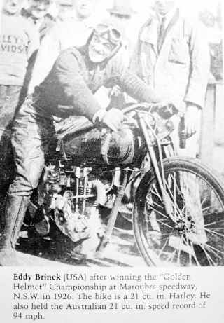 Harley-Davidson – Peashooter - 21.35ci (350 cc)  - Page 3 Eddy_b14