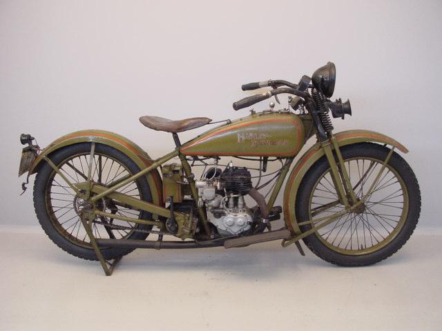 Harley-Davidson – Peashooter - 21.35ci (350 cc)  - Page 3 Harley16