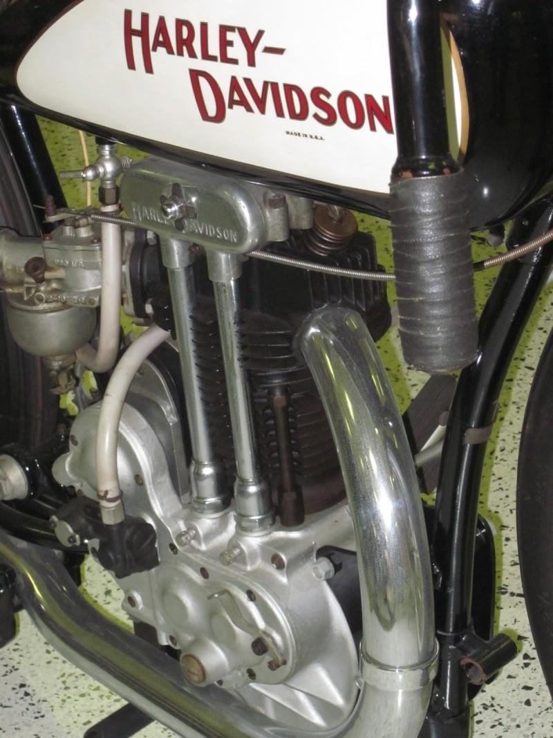 Harley-Davidson – Peashooter - 21.35ci (350 cc)  - Page 20 Harley63