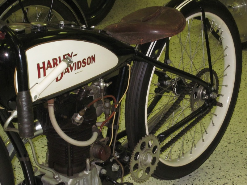 Harley-Davidson – Peashooter - 21.35ci (350 cc)  - Page 20 Harley65