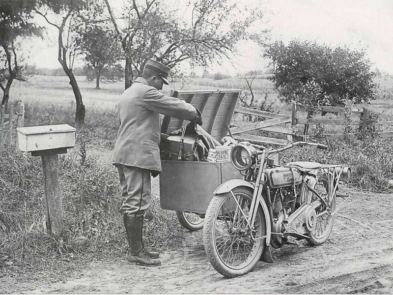 Les vieilles Harley....(ante 84)..... - Page 37 Harley67