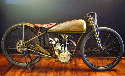 Harley-Davidson – Peashooter - 21.35ci (350 cc)  - Page 4 Hd_pea11