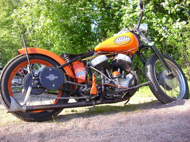 Les vieilles Harley....(ante 84)..... - Page 4 Mai09010