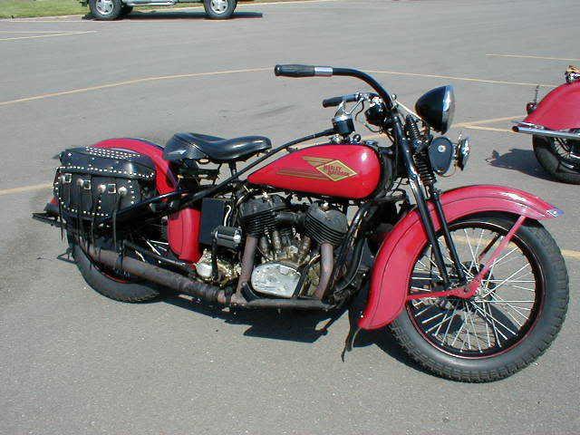 Les vieilles Harley....(ante 84)..... - Page 5 Maxwel10