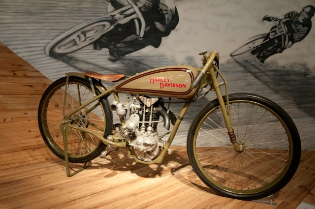 Harley-Davidson – Peashooter - 21.35ci (350 cc)  Peasho10
