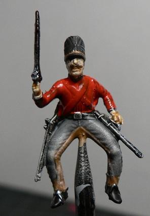 Tuto : peinture de figurines historiques ==> 3 Scott's Grey d'Italeri 14-210