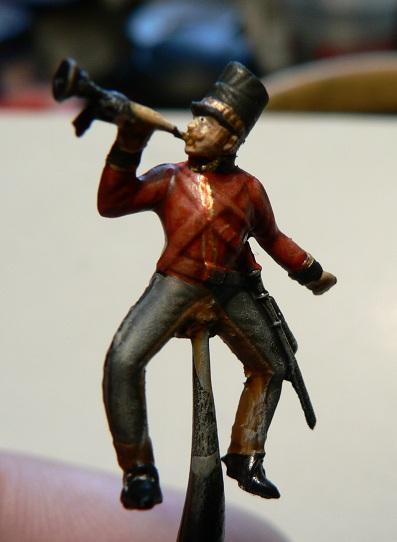 Tuto : peinture de figurines historiques ==> 3 Scott's Grey d'Italeri 18-310