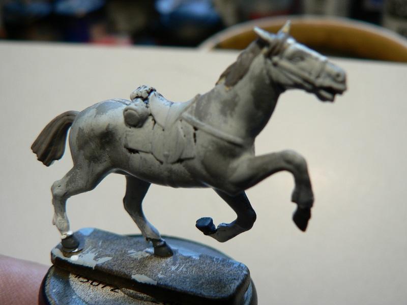Tuto : peinture de figurines historiques ==> 3 Scott's Grey d'Italeri 18-410