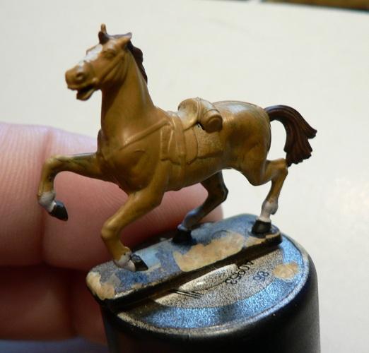 Tuto : peinture de figurines historiques ==> 3 Scott's Grey d'Italeri 18-510