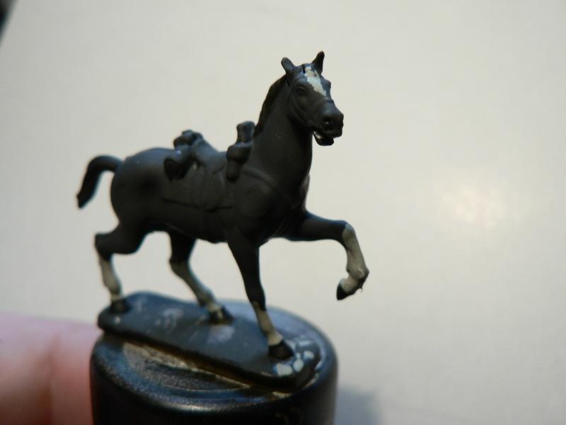 Tuto : peinture de figurines historiques ==> 3 Scott's Grey d'Italeri 18-610
