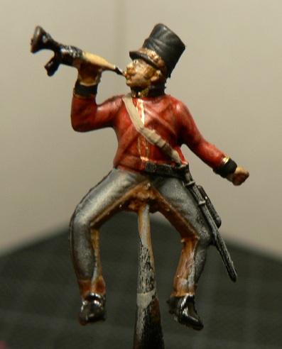 Tuto : peinture de figurines historiques ==> 3 Scott's Grey d'Italeri 19-210