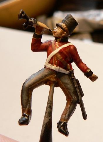 Tuto : peinture de figurines historiques ==> 3 Scott's Grey d'Italeri 20-110