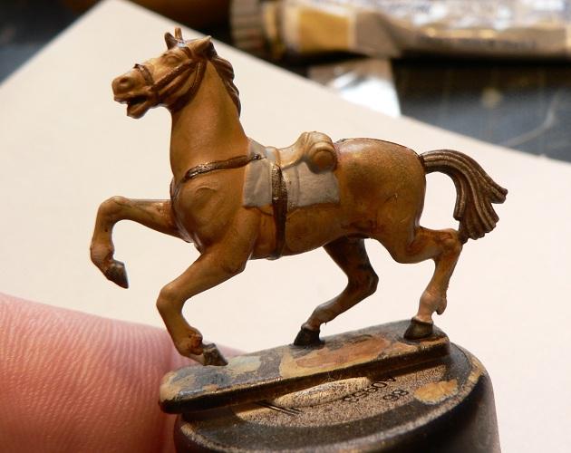 Tuto : peinture de figurines historiques ==> 3 Scott's Grey d'Italeri 20-310