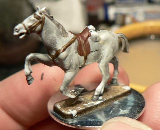 Tuto : peinture de figurines historiques ==> 3 Scott's Grey d'Italeri 21-310