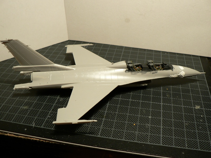 [Hobby Boss] General Electric F-16 (ROCAF) 3-110