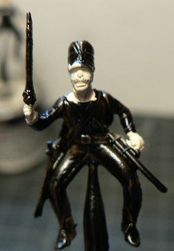 Tuto : peinture de figurines historiques ==> 3 Scott's Grey d'Italeri 3-114