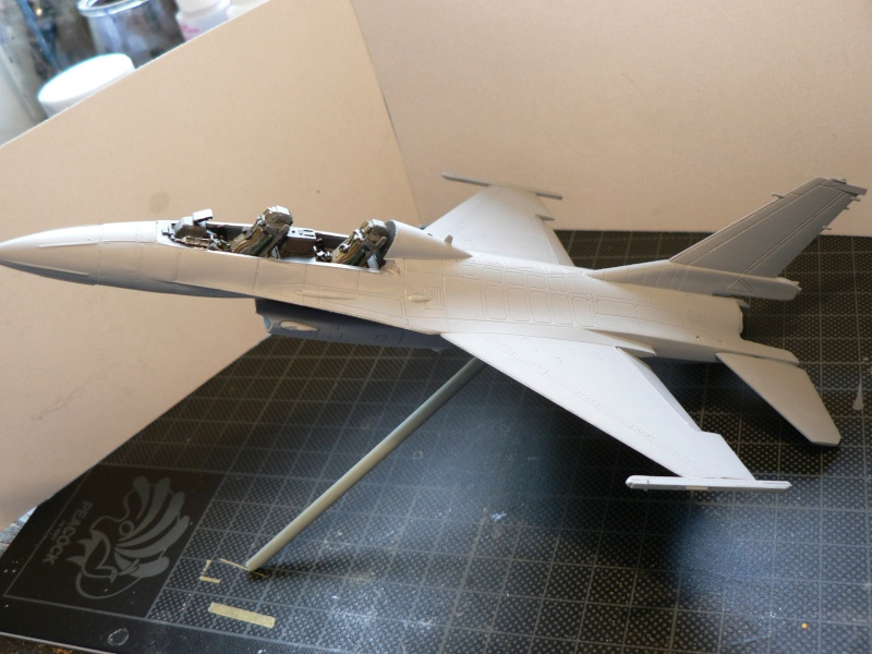 [Hobby Boss] General Electric F-16 (ROCAF) 4-110