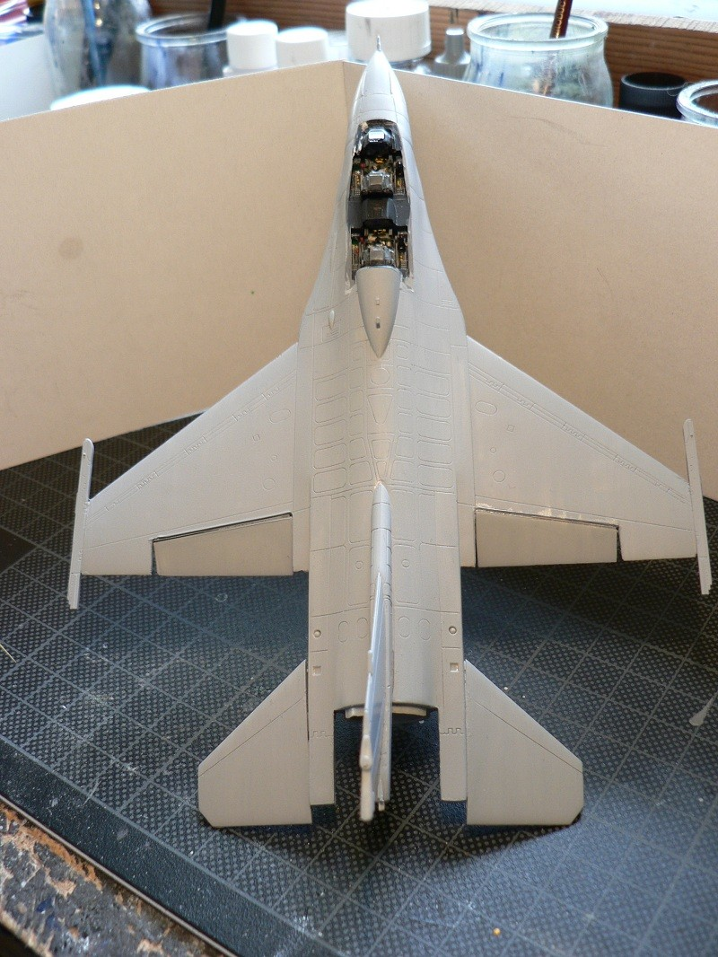 [Hobby Boss] General Electric F-16 (ROCAF) 4-210