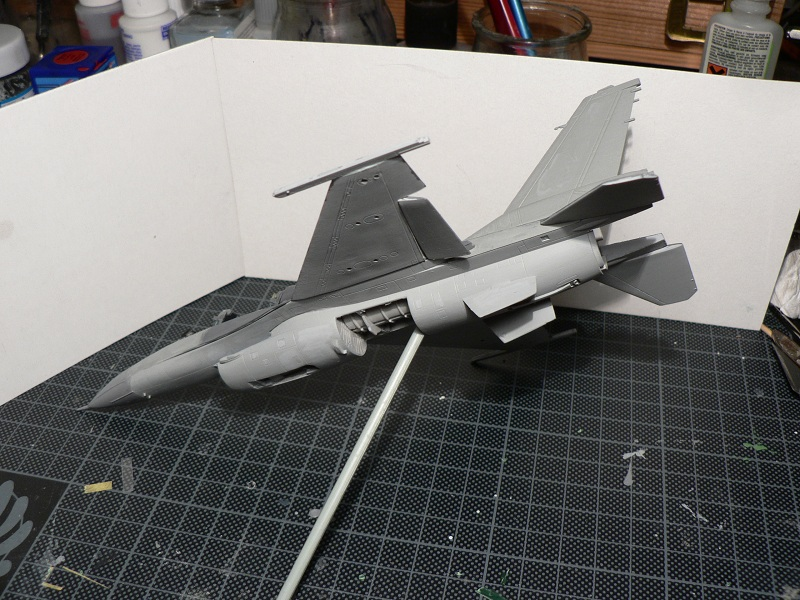 [Hobby Boss] General Electric F-16 (ROCAF) 5-210