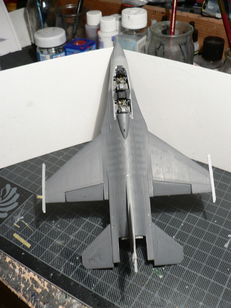[Hobby Boss] General Electric F-16 (ROCAF) 5-410