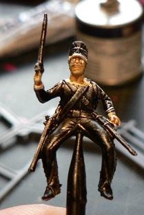Tuto : peinture de figurines historiques ==> 3 Scott's Grey d'Italeri 8-310