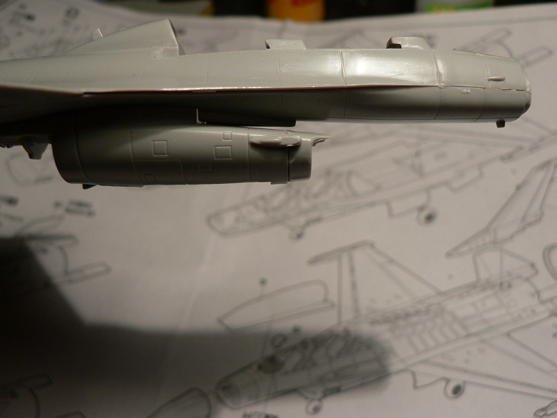 [Hobby Boss] General Electric F-16 (ROCAF) Step1-12