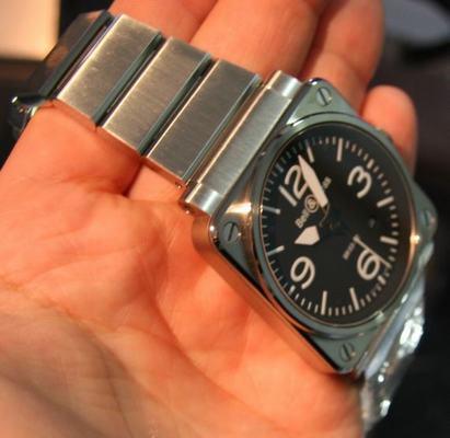bracelet acier sur 03-92 ??? Bell-r12