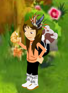 Hunger Games inspired BABV Character  Screen51