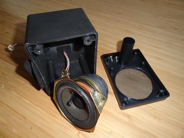 WIP : NAC stereo upgrade Hp-nac10