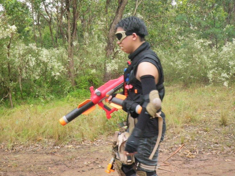 Sydney Nerf War - Lansdowne Reserve - Saturday, 21st January - Page 3 P1213220