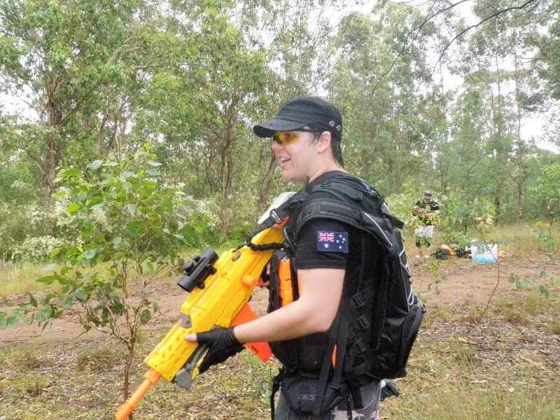 Sydney Nerf War - Lansdowne Reserve - Saturday, 21st January - Page 3 P1213221