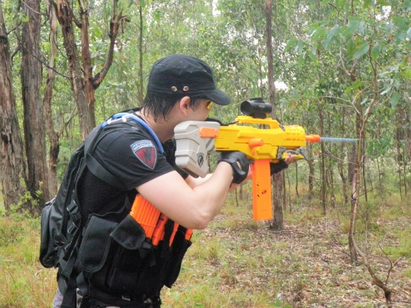 Sydney Nerf War - Lansdowne Reserve - Saturday, 21st January - Page 3 P1213224