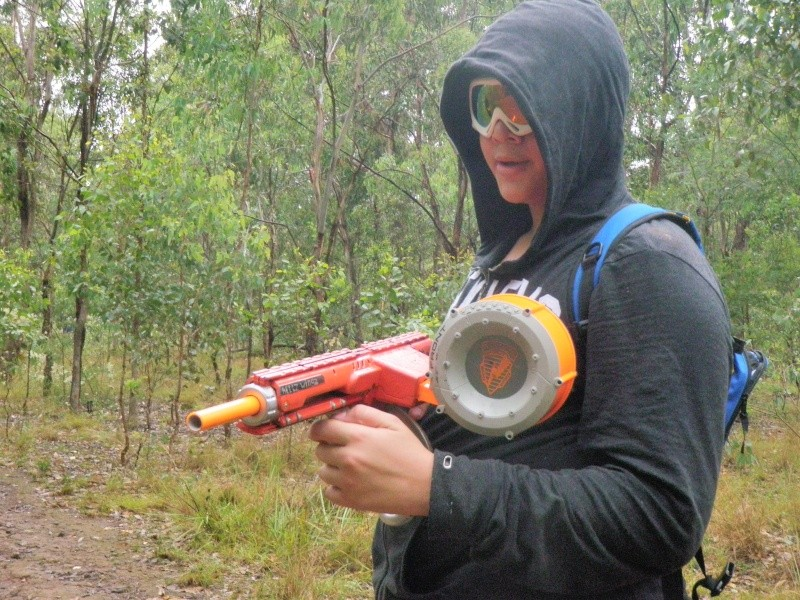 Sydney Nerf War - Lansdowne Reserve - Saturday, 21st January - Page 3 P1213229