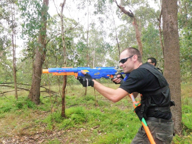 Sydney Nerf War - Lansdowne Reserve - Saturday, 21st January - Page 3 P1213235