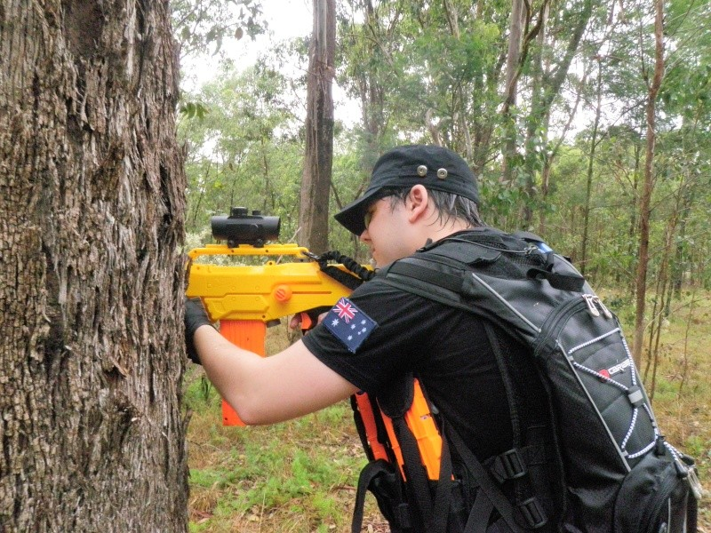 Sydney Nerf War - Lansdowne Reserve - Saturday, 21st January - Page 3 P1213236