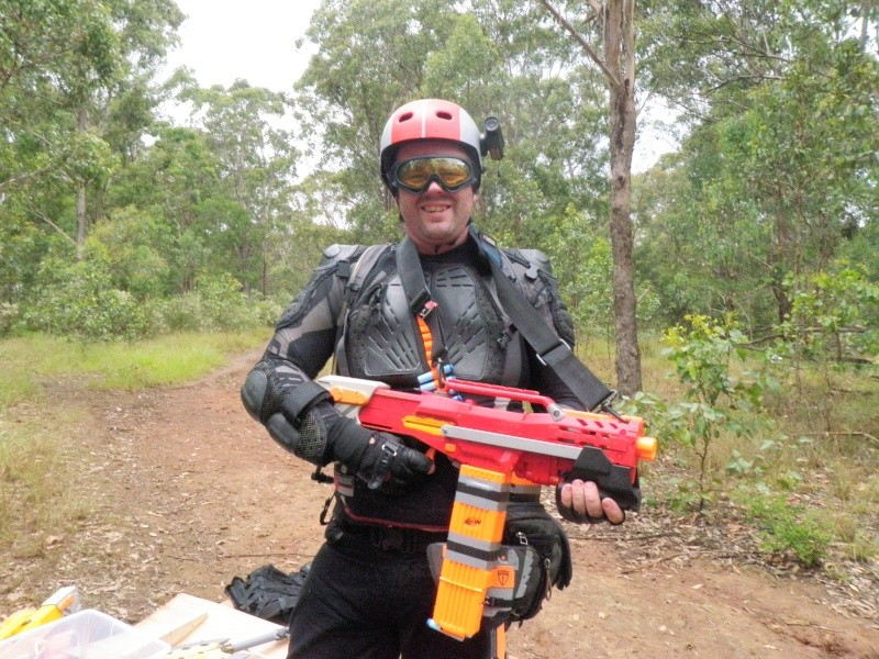Sydney Nerf War - Lansdowne Reserve - Saturday, 21st January - Page 3 P1213243
