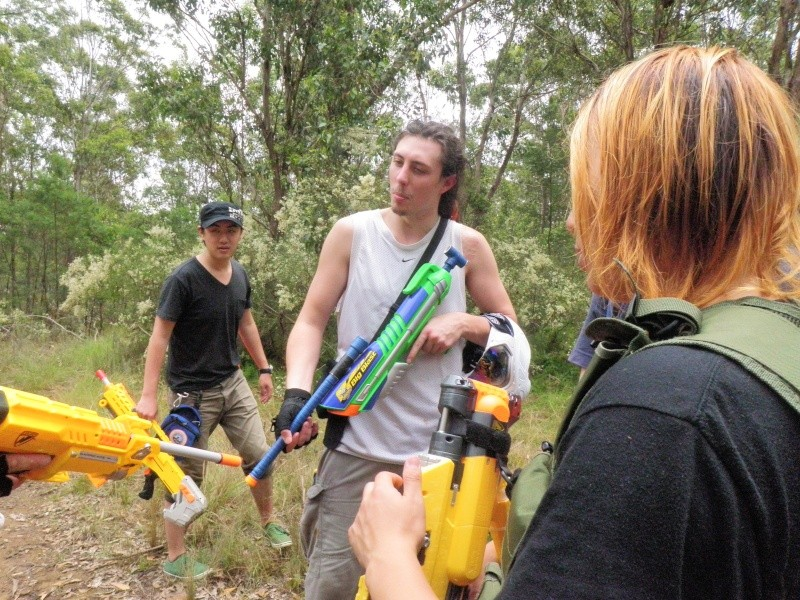 Sydney Nerf War - Lansdowne Reserve - Saturday, 21st January - Page 3 P1213244