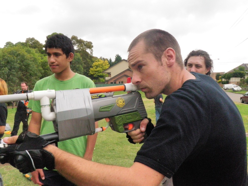 Sydney Nerf War - Lansdowne Reserve - Saturday, 21st January - Page 3 P1213311