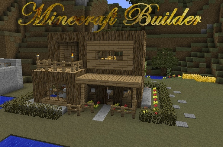 Awesome Tuto Chambre Moderne Minecraft Gallery - House ...