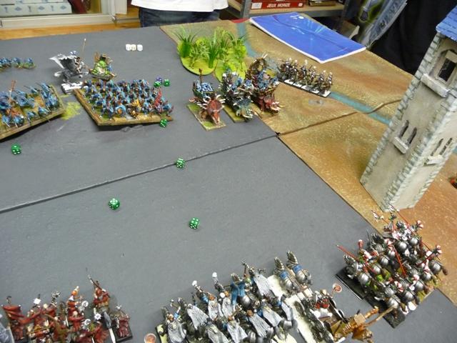 rapport de bataille Hommes lézards VS Empire Tour_213