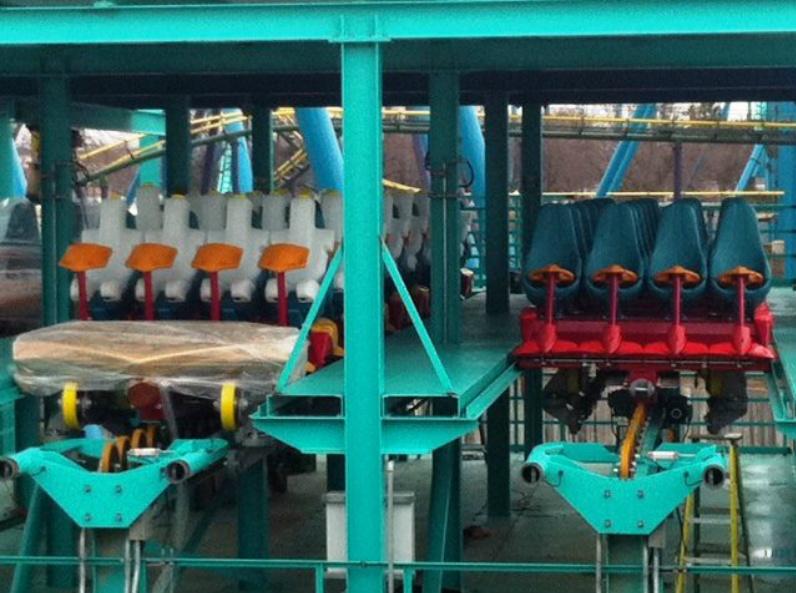 Leviathan - B&M's first Giga Coaster 42005710