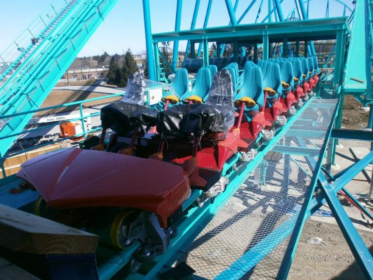Leviathan - B&M's first Giga Coaster 42005711