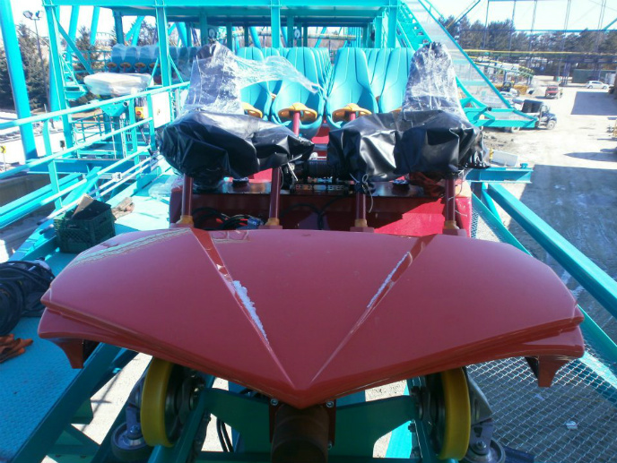 Leviathan - B&M's first Giga Coaster 42174410