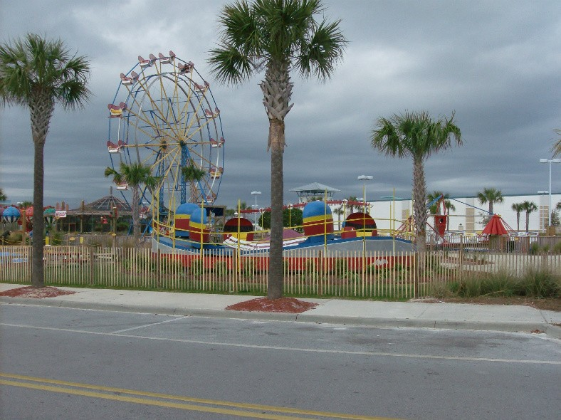 Panama City Beach News Herald article Pier Park Pier_p10
