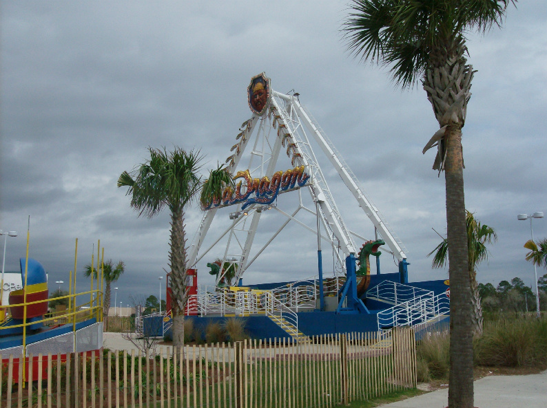 Panama City Beach News Herald article Pier Park Sea_dr10