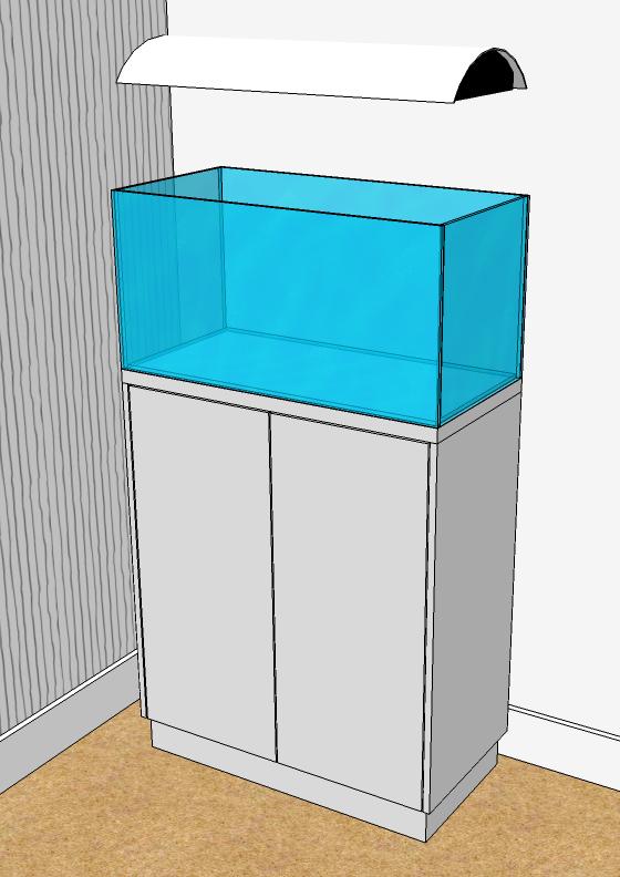 Réfection ou confection d'un aquarium !?... Projet10