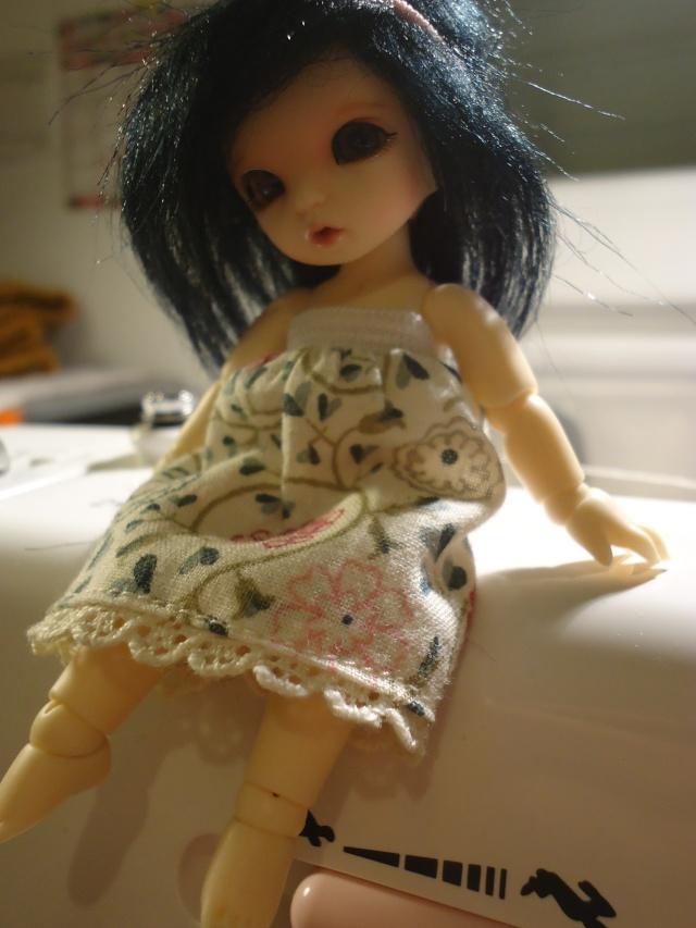 Couture pour modèle réduit ... ensemble corset!  p5 Dsc01438